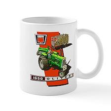 Oliver 1650 Tractor Small Mug