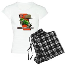 Oliver 1650 Tractor Pajamas