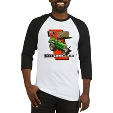 Oliver 1650 Tractor Baseball Jersey