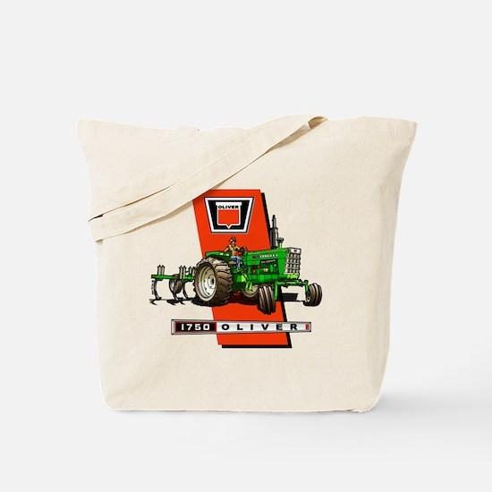 Oliver 1750 Tractor Tote Bag
