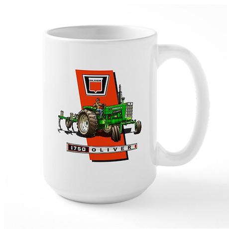 Oliver 1750 Tractor Mug