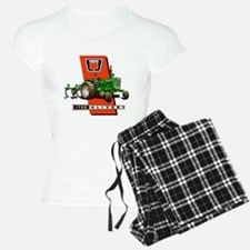 Oliver 1750 Tractor Pajamas