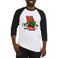 Oliver 1750 Tractor Baseball Jersey