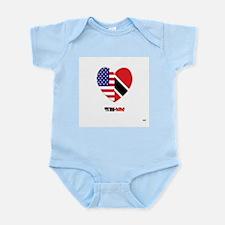 "Trinidad ""Trini-babe"" Infant Bodysuit"