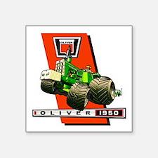 Oliver 1950 Tractor Sticker