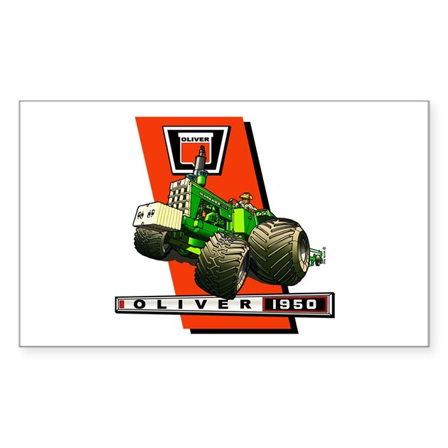 Oliver Tractor Decals : Oliver tractor decal by listing store