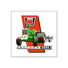 Oliver 2050 Tractor Sticker