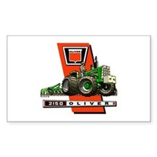 Oliver 2150 tractor Decal