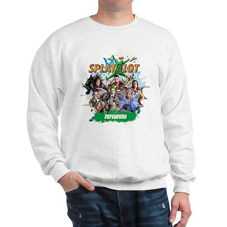 Splatalot 2 Defenders Sweatshirt