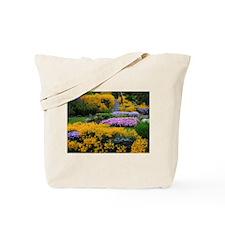 Gardens Color Explosion Tote Bag
