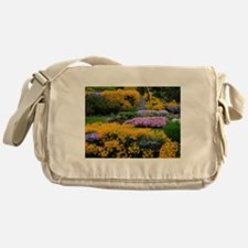 Gardens Color Explosion Messenger Bag