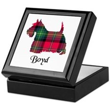 Terrier - Boyd Keepsake Box