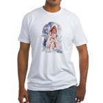 Guardian Angel Fitted T-shirt (Made in t