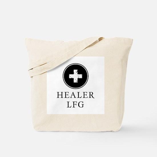 Healer LFG Tote Bag