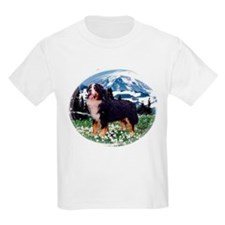 Bernese Mountain Dog Mug Kids T-Shirt