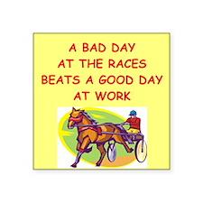 harness racing Sticker