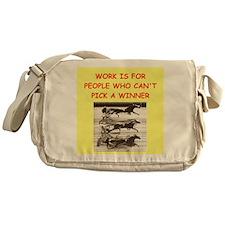 HARNESS3 Messenger Bag