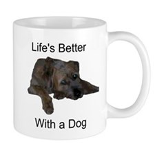 Life's Better With a Dog Mug