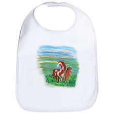 Horse And Colt Bib