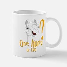 Hump Day Camel Spoof Mug