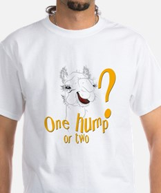Hump Day Camel Spoof Shirt