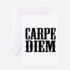 Carpe Diem Greeting Cards (Pk of 20)