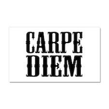 Carpe Diem Car Magnet 20 x 12