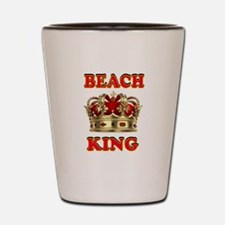 BEACH KING Shot Glass
