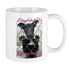 Forgotten Paws Animal rescue Mug