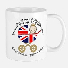 Prince George of Cambridge Mug