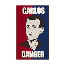 Carlos Danger Decal