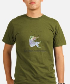 Personalized Music Frog T-Shirt