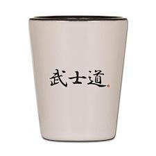 Bushido Shot Glass