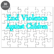 END VIOLENCE AGAINST CHILDREN 2 Puzzle