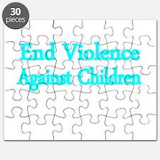 END VIOLENCE AGAINST CHILDREN 2 Puzzle