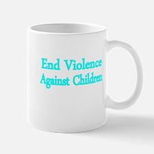 END VIOLENCE AGAINST CHILDREN 2 Mug