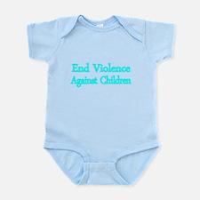 END VIOLENCE AGAINST CHILDREN 2 Body Suit