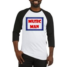 MUSIC MAN Baseball Jersey