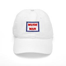 MUSIC MAN Baseball Cap