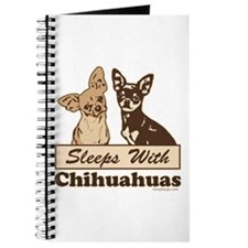 Sleeps With Chihuahuas Journal