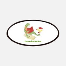 Personalized Frog Patches
