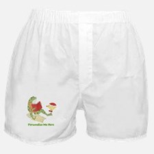 Personalized Frog Boxer Shorts
