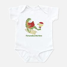 Personalized Frog Infant Bodysuit