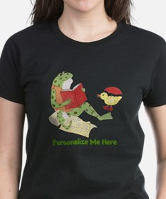Personalized Frog Tee