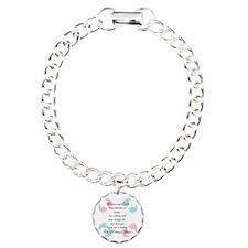 You Made Me A Mother Charm Bracelet, One Charm