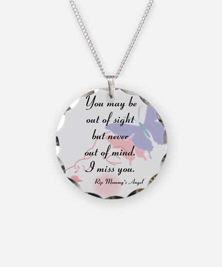 Never Out Of Mind Necklace