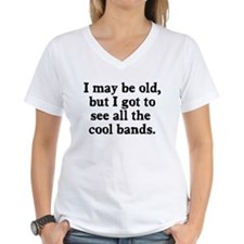May be old cool bands Shirt