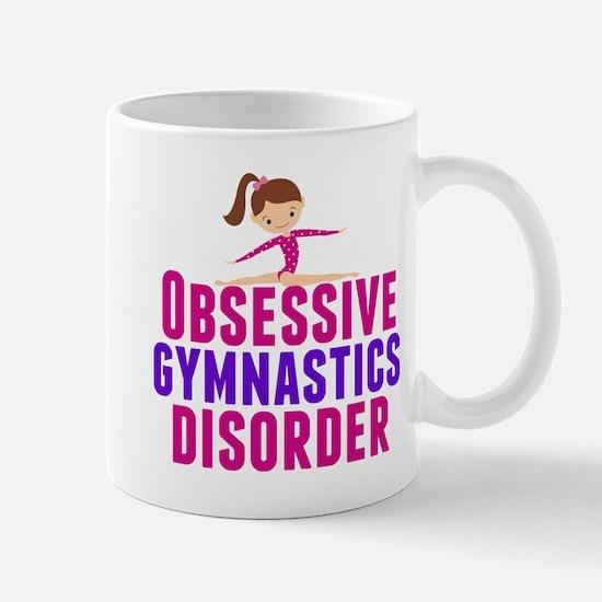 Gymnastics Obsessed Mug
