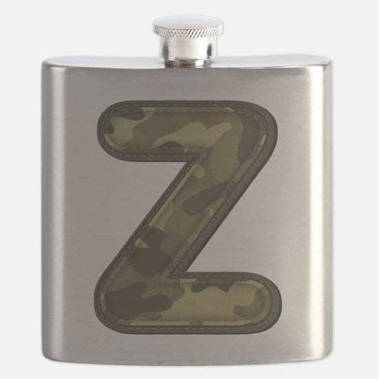 Z Army Flask