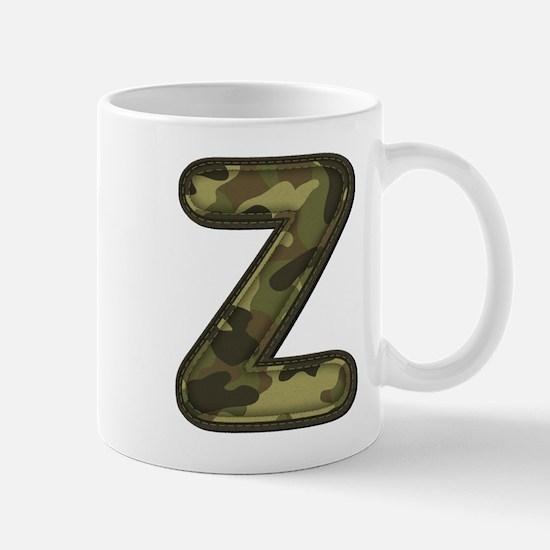 Z Army Mug